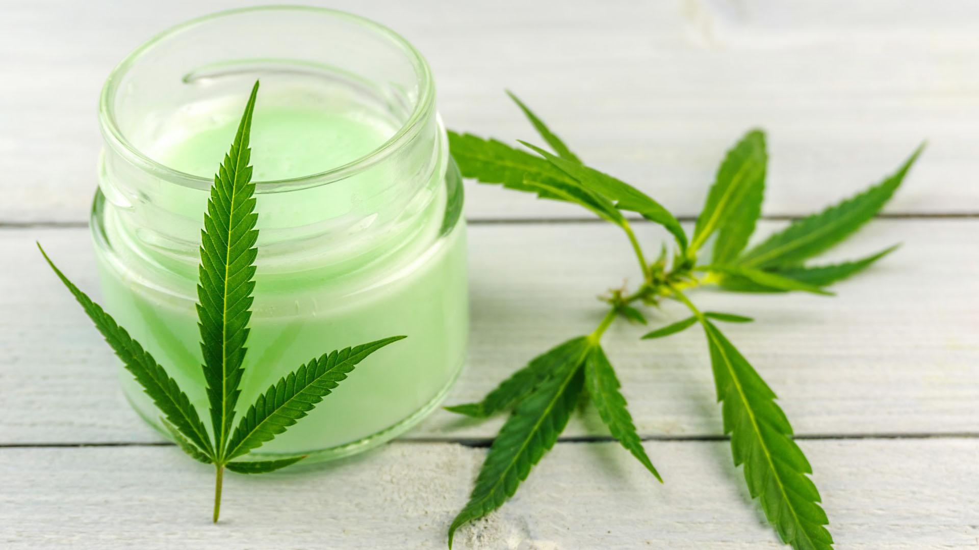 Cannabidiol (CBD) Salbe Rezept – CBD Creme herstellen