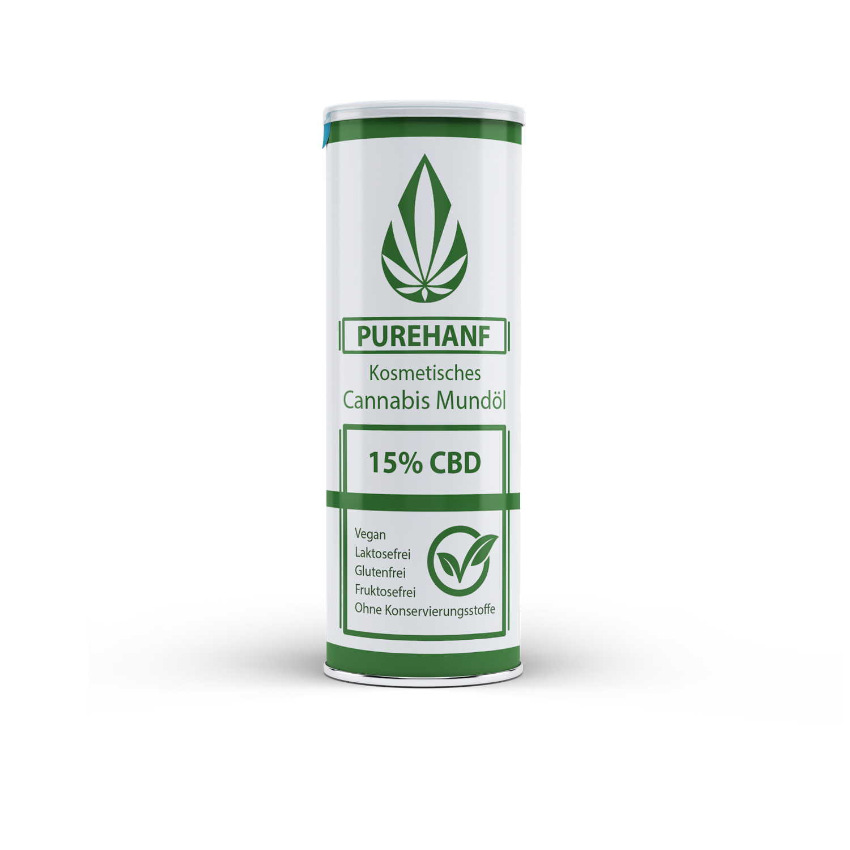 Premium CBD Öl